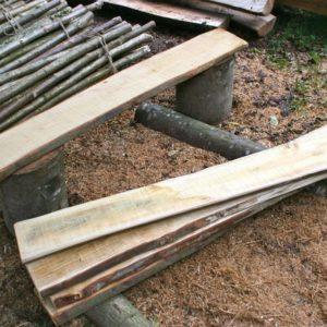 Chestnut Planks