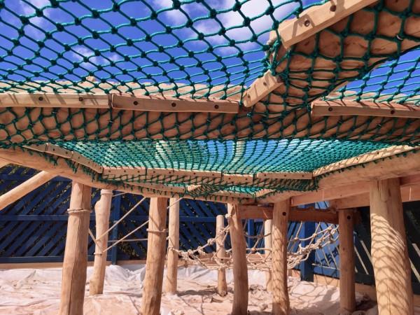 Nets Closeup