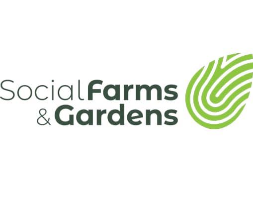 Social Farms and Gardens Logo